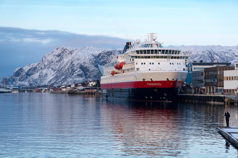 Docked in Hammerfest