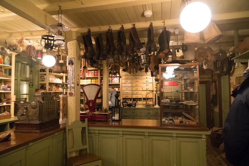 Svolvaer - Fishing Village - Company Store