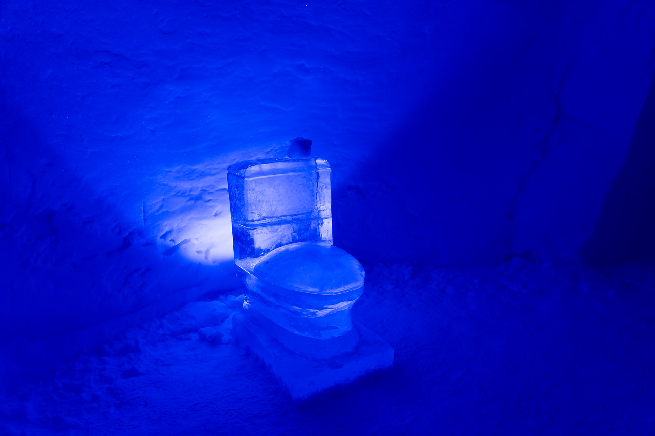 "Kirkenes - Ice Hotel - New Meaning For ""Freezing Your Ass Off"""