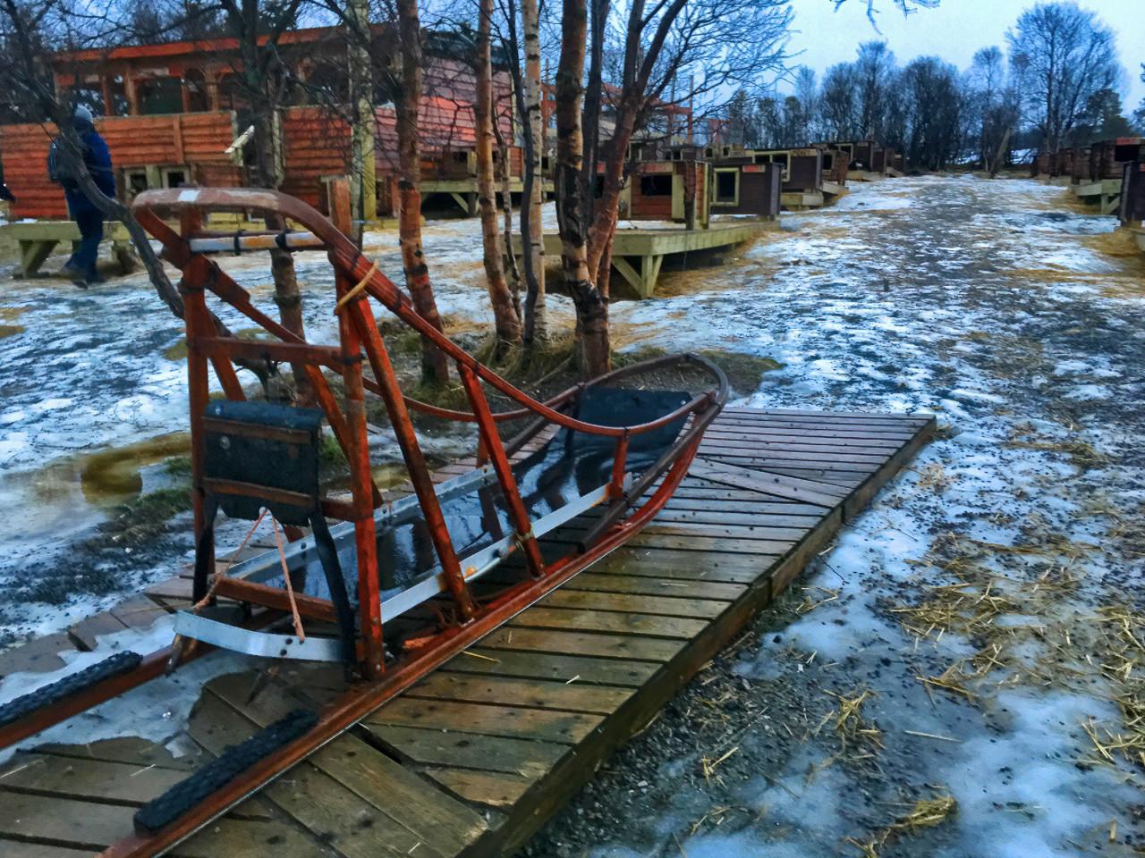 Tromso - Wilderness Center