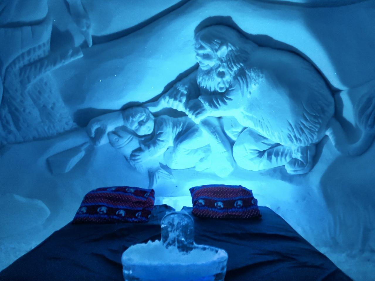Kirkenes - Ice Hotel  - (courtesy DM)