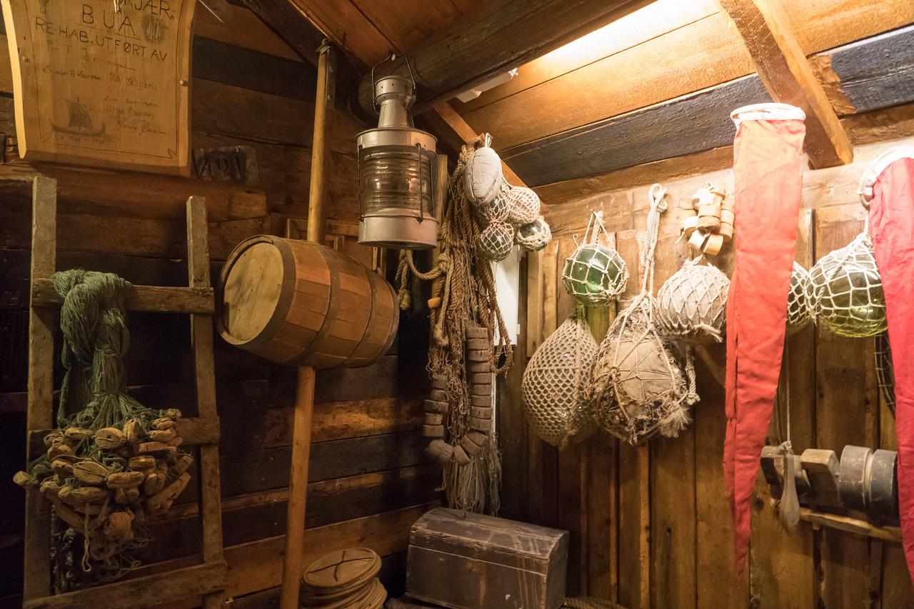 Svolvaer - Fishing Village - Fisherman's Lodging Huts
