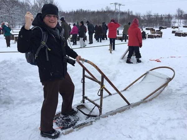 Tromso Wilderness Center - (courtesy DM)