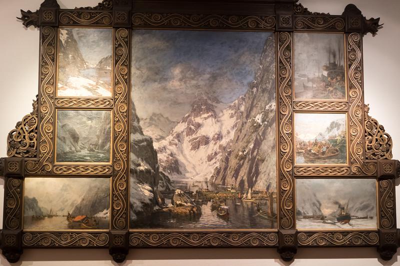Svolvaer - Fishing Village - Museum and Art Gallery