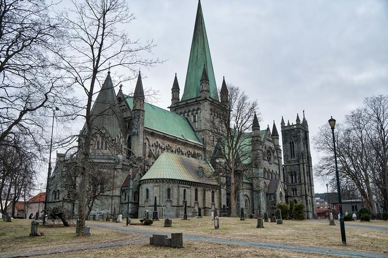 Trondheim - Nidaros Cathedral
