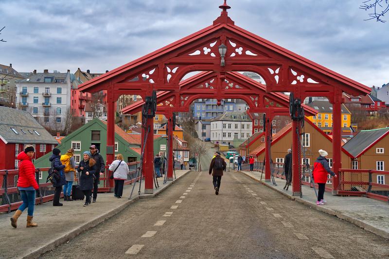 Trondheim - Gamie Bybra Bridge