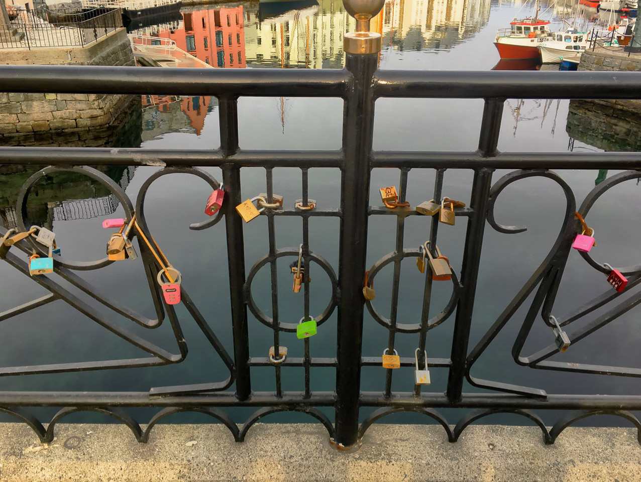 Alesund - Lovers Bridge - (courtesy DM)