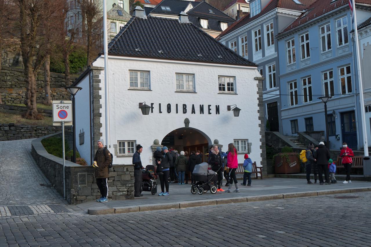 Bergen - Finnicular (Tram)