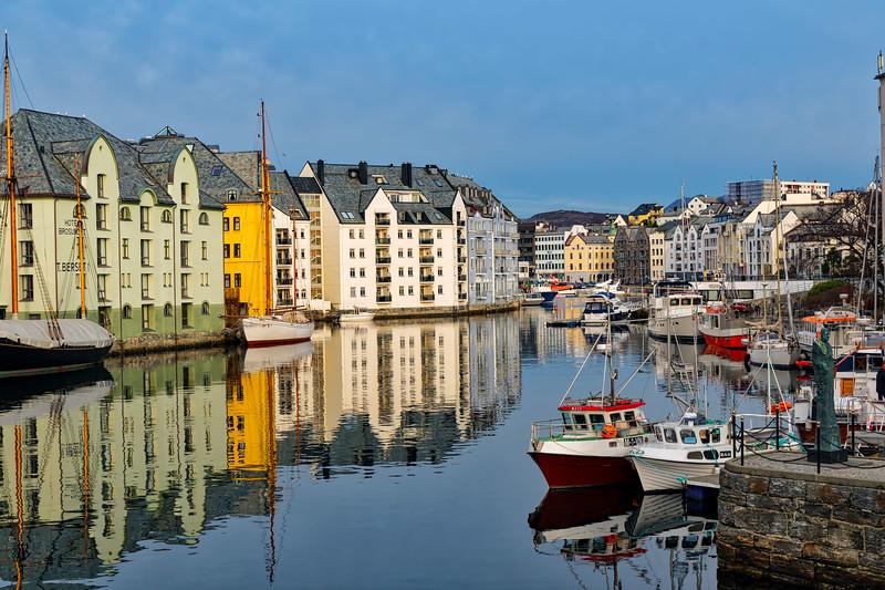 Alesund - Waterfront