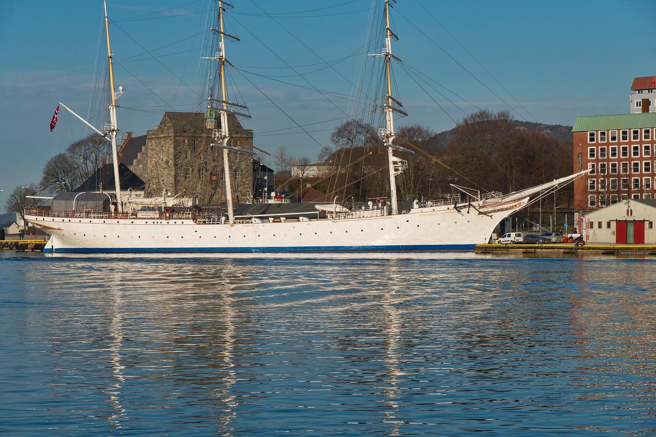 Bergen - Naval Training Vessel