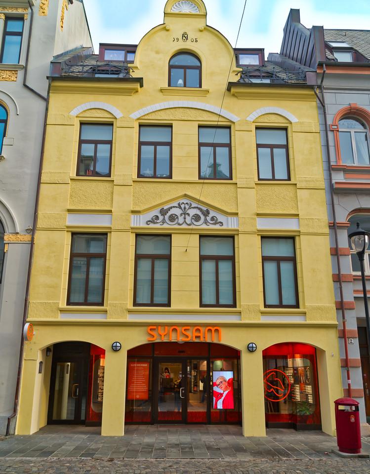 Alesund - Art Nouveau Architecture