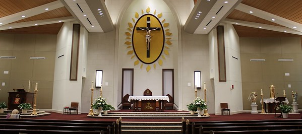 2017 Nov 1 All Saints Day Mass