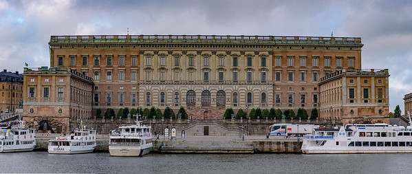 DA094,DT, Royal Palace-Stockholm, Sweden