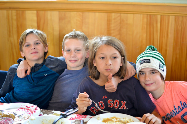 Barnard Bees' Thanksgiving Luncheon