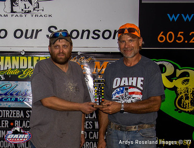 Eric Serbousek, Pierre, SD, Trophy Shootout Runner Up