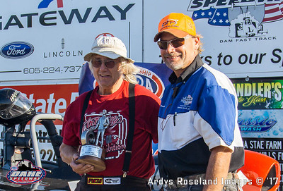 Bob Halverson, North Platte, NE, 2017 NHRA All Access Challenge Super Pro Winner