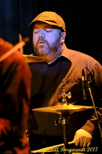 Derina Harvey band - Matt Minglewood at Century Casino 2017 037