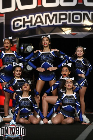 Champion Cheer Academy TWI5TED Jr Prep 2