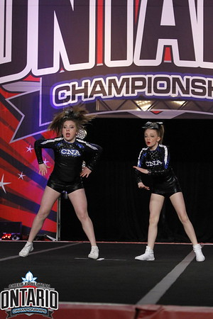Cheer North Academy Junior Duo 3