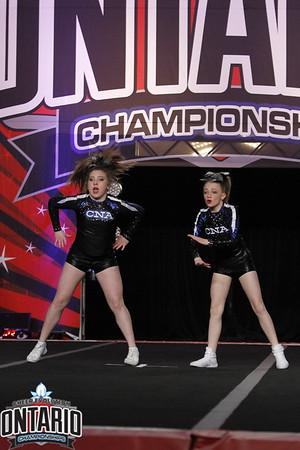 Cheer North Academy Junior Duo 3