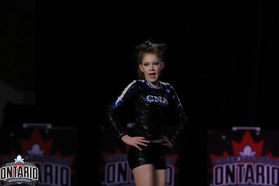 Cheer North Academy Junior Indy 3