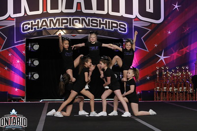 Cheer North Academy Stride Youth 1