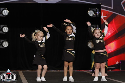 Cheer On! Gummy Bears Tiny 1 NC