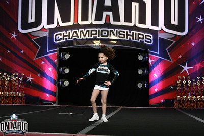 Cheer Sport Sharks Tiny Duo 1 #2
