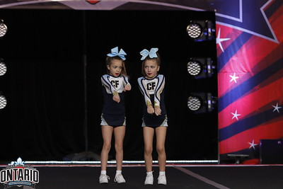 CheerForce WolfPack Mini Duo 1