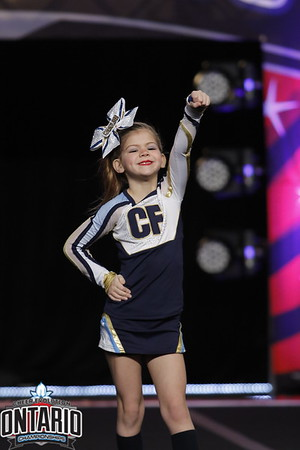 CheerForce WolfPack Mini Indy 1