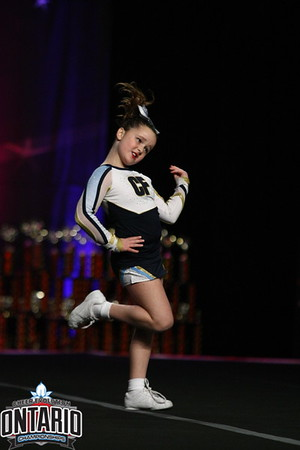 CheerForce WolfPack Mini Indy 2 Ella