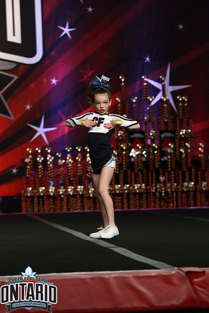 CheerForce WolfPack Mini Indy 2 Tessa