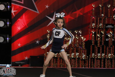 CheerForce WolfPack Mini Indy 2