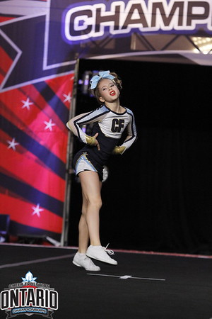 CheerForce WolfPack Youth Indy 3