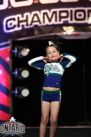 CheerStrike Royals Tiny Indy 1