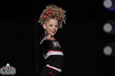 London Heat Cheerleading Youth Indy 5