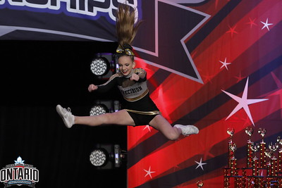 Precision Cheer & Dance Junior Indy 3