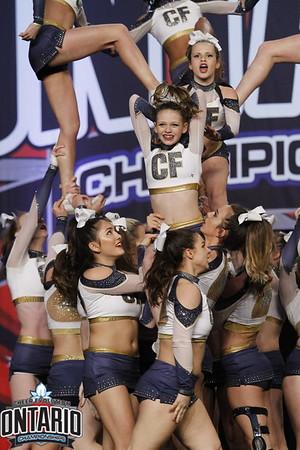 CheerForce WolfPack Golden Girls Int'l Open 5 - R1