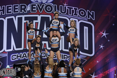 CheerForce WolfPack Swag Int'l Open 6 - R1