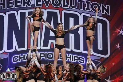 Tigers Cheerleading Adrenaline Int'l Open Sm Coed 5 - R1