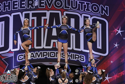 Champion Cheer Academy OAS15 Reign Int'l Open 4.2 - R2