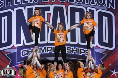 Tigers Cheerleading Adrenaline Int'l Open Sm Coed 5 - R2
