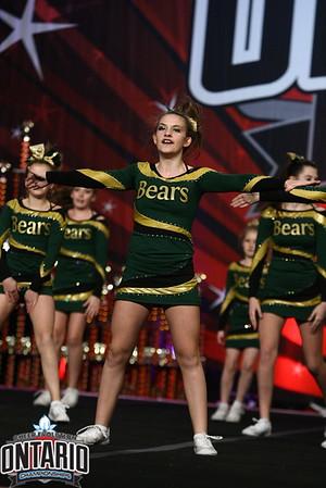 Cheer On! Glacier Bears Sm Junior 3 - R1