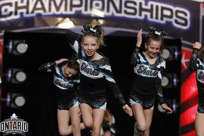 Cheer Sport Frilled Sharks Junior 1 - R1