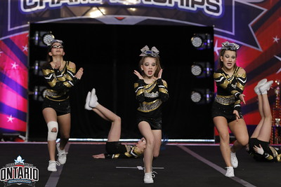 Cheetahs Cheerleading Cobalt Junior 1 - R1