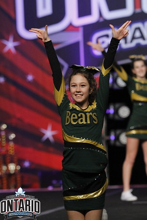 Cheer On! Glacier Bears Sm Junior 3 - R2