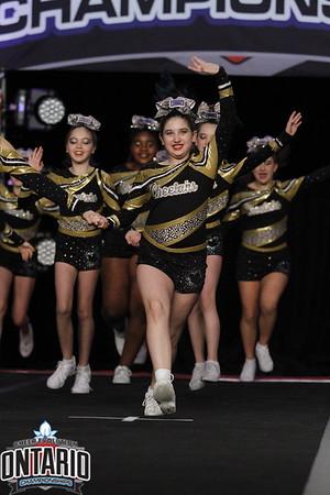 Cheetahs Cheerleading Cobalt Junior 1 - R2