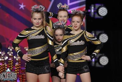 Cheetahs Cheerleading Cyclones Sm Junior A2 - R2