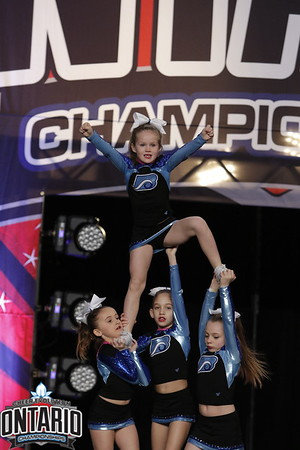 Bluewater Cheer Athletics Splash Mini AA1
