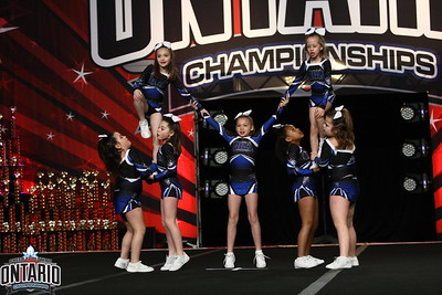 Champion Cheer Academy Mini A1